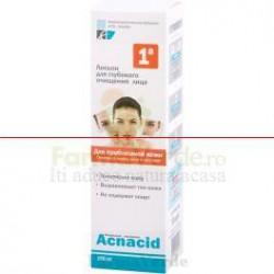 ACNACID Lotiune purificatoare tonifianta pentru ten acneic UAC3