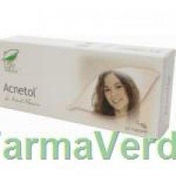 Acnetol Acnee 30 capsule Medica