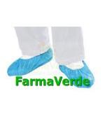 Acoperitori Pantofi Botosei Albastrii 100/cutie Vetro Design