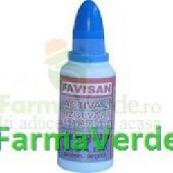 Activa 2 dizolvant fara acetona 30ml Favisan