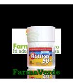 Actival 50 ani+ Complex de Vitamine 30 comprimate Beres