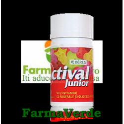 Beres Actival Junior 60 comprimate aromate