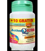 PROMO! ACTIVE Q10TM ULTRA 50mg UBIQUINOL 10+10 GRATIS Cosmopharm