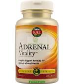 Adrenal Vitality 60 tablete ActivTab Kal Secom