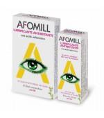 AFOMILL LUBRIFIANT ANTIIRITANT cu acid hialuronic 10 fiole