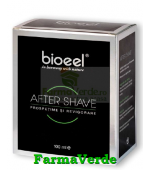 After Shave cu hamamelis şi mentol 100 ml Bioeel