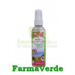 Alarma aerosol impotriva tantarilor si capuselor 100 ml Aromax