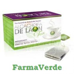 Alcachofa de Laon Tea Ceai Slabesti Sanatos! 30 plicuri Telestar
