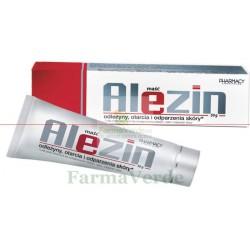 ALEZIN OINTMENT UNGUENT 50 gr Sana Est Pharmacy