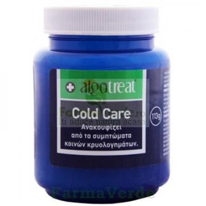 ALGOTREAT COLD Care Gel Tratament Gripa 113 gr Aboca