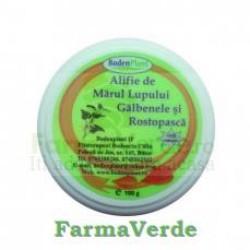 Alifie Marul lupului, Galbenele si Rostopasca,100gr Bodenplant
