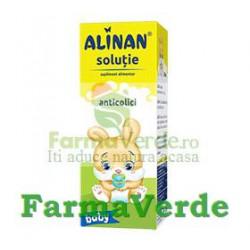 Alinan Baby Anticolici Picaturi 20 ml Fiterman Pharma