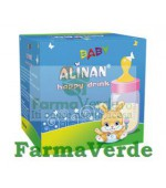 Alinan HAPPY DRINK 20 PLICURI Fiterman Pharma