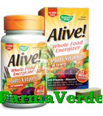 Alive !(Fara Fier) 133 ingrediente 30Tb Multivitamine Secom