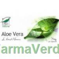 Aloe Vera Laxativ 30 capsule Medica ProNatura