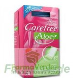 Carefree Tampoane Aloe 20 buc Johnson
