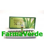 Aloe Vera Extract Lichid 10 Fiole Sanye L&L Plant Advancemed