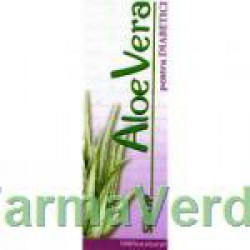 Sirop Aloe vera pentru diabetici 100 ml Medica ProNatura