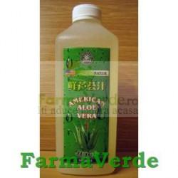 Aloe Vera Suc Natural 1000 ml Mixt Com