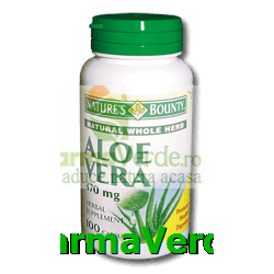 Aloe Vera 100 Tablete Nature`s Bounty Walmark