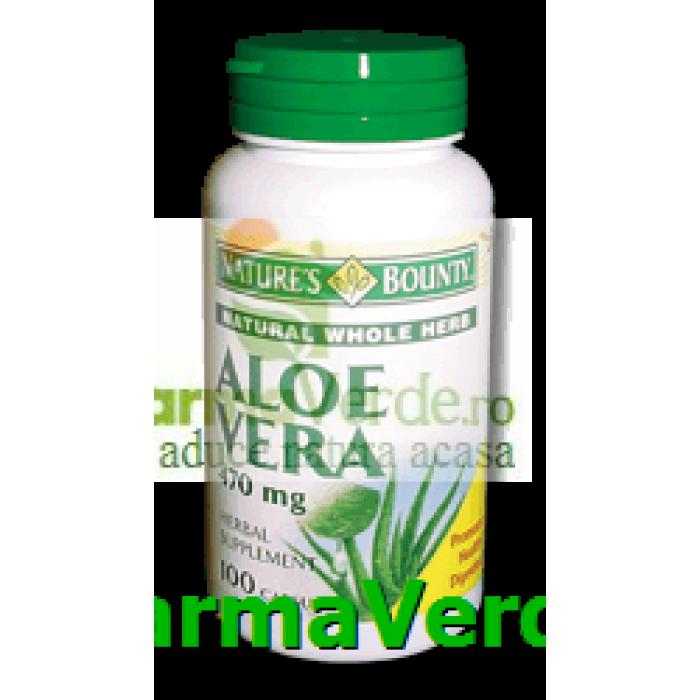 Aloe Vera 100 Tablete Nature`s Bounty Walmark
