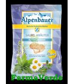 Bomboane Salvie si Plante Aromate BIO 75 gr Alpenbauer
