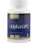 ALPHA GPC 300 mg 60 capsule Jarrow Formulas Secom