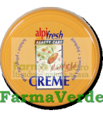 Alpifresh Crema cu Lapte+Migdale 200 gr Trans Rom Trading