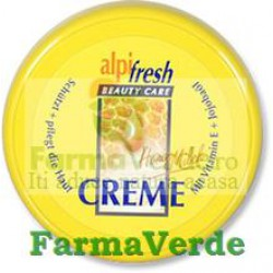 Alpifresh Crema Lapte+Miere 250 gr Trans Rom Trading