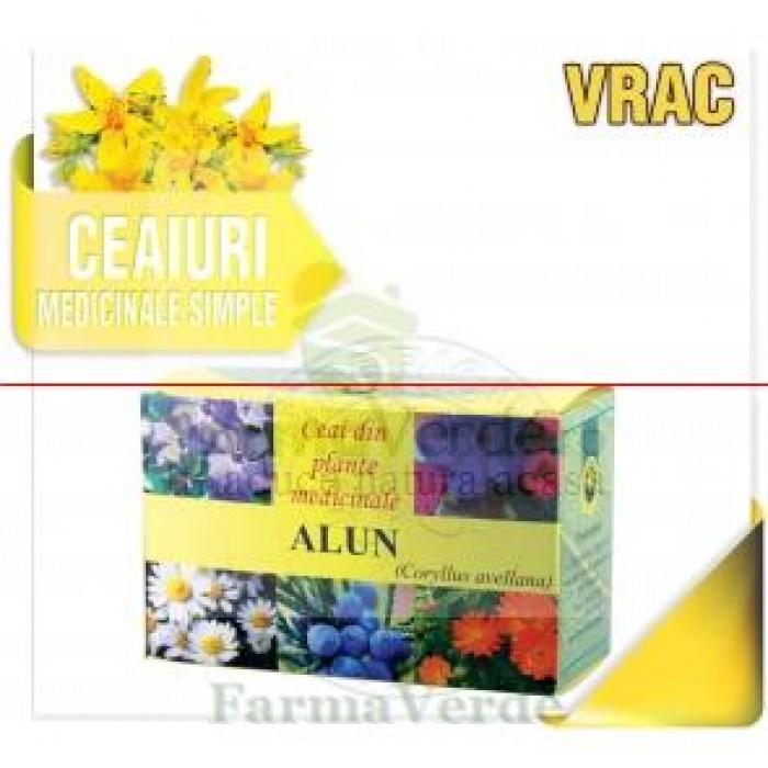 Ceai Alun-Coryllus Avellana 20 gr Hypericum Impex Plant