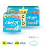Always Duo Ultra Normal Plus 20 buc Procter&Gamble