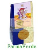 Condiment Amestec Curry Dulce Bio 35 Gr Sonnentor