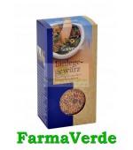 Condiment Amestec de mirodenii pentru Muraturi 65 gr BIO
