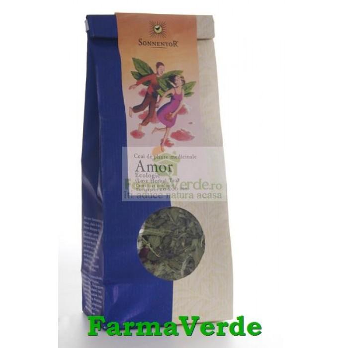 Ceai Amestec Amor Ecologic 50 Gr Sonnentor