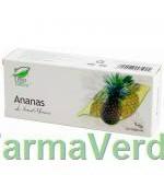 Ananas Slabire Celulita 30 capsule Medica ProNatura