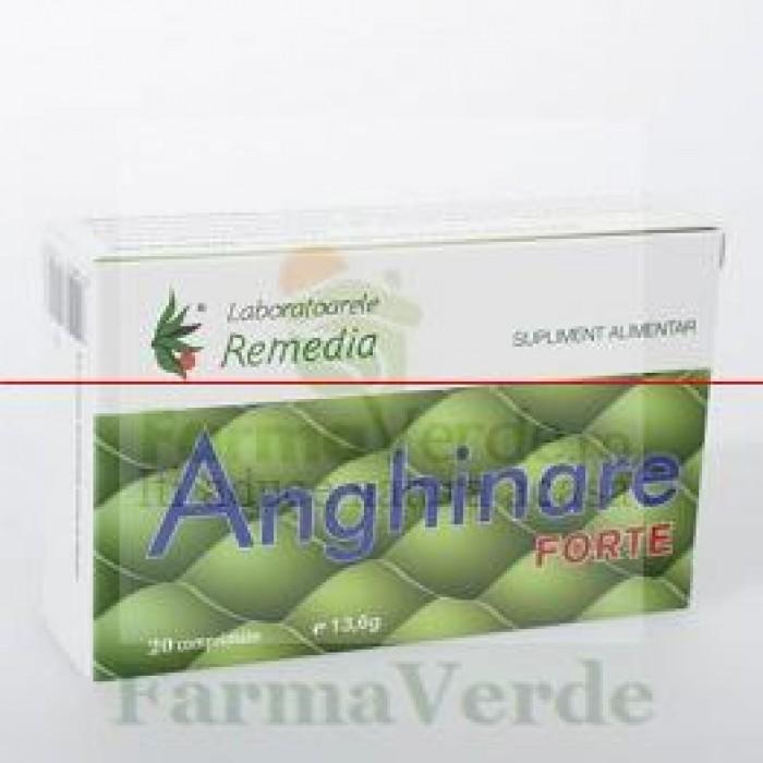 Anghinare Forte 500 mg Laboratoarele Remedia