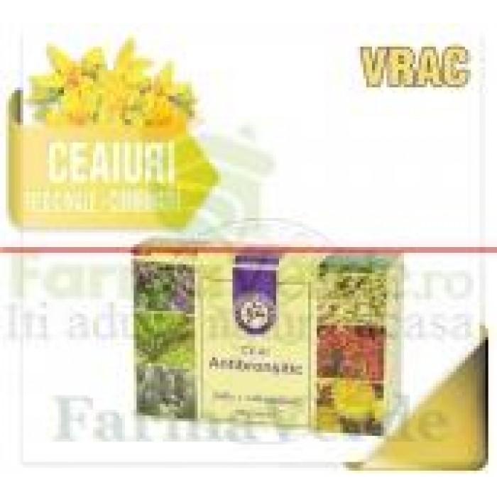 Ceai Antibronsitic 20 doze 30 gr Hypericum Impex Plant