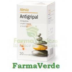 AntiGripal 20 comprimate Alevia
