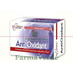 AntiOxidant 50 cps FarmaClass