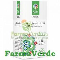 Antiradiatii 60 capsule 500 mg Steaua Divina