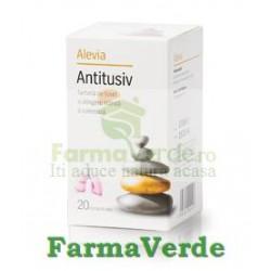 AntiTusiv 20 comprimate Alevia
