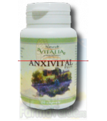 OFERTA! Anxivital x 50 capsule 5+1 GRATIS Vitalia K Pharma