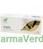 Argila 30 capsule Medica ProNatura