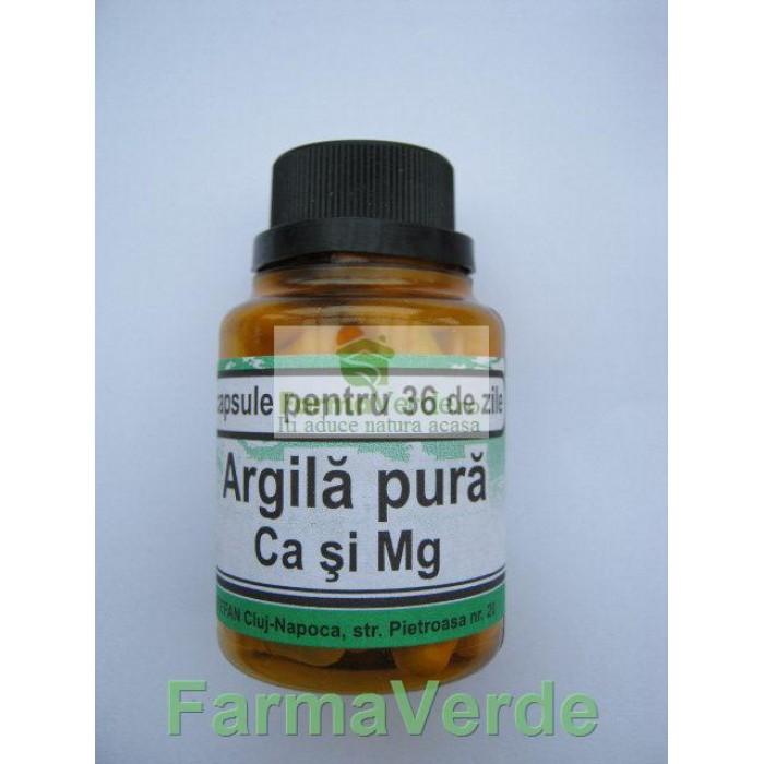 Argila Pura Ca+Mg 36 cps Stefania Stefan