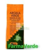 Argila verde pentru uz extern pulbere fina 1 kg Pronat