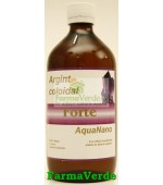 AquaNano Forte argint coloidal 30ppm 500ml Aghoras Invent