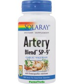 Artery Blend 100 capsule easy-to-swallow Secom Solaray
