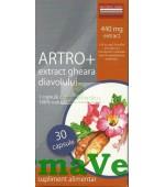 BIOMEDICUS ARTRO+ extract de gheara diavolului 30 cps Trans