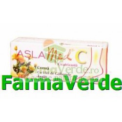 Aslamed Crema C cicatrizanta 40ml Farmec