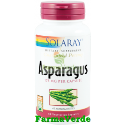 Asparagus Sparanghel 60 capsule Secom